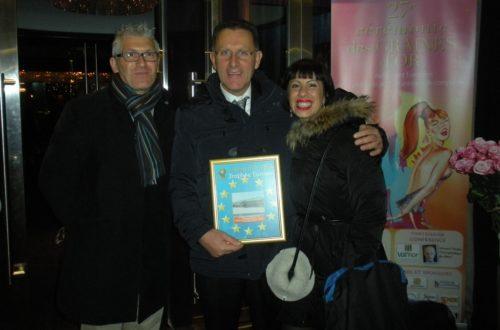 Il Germoglio Garden Center vince a Parigi il «27° Graines D'Or»thumb