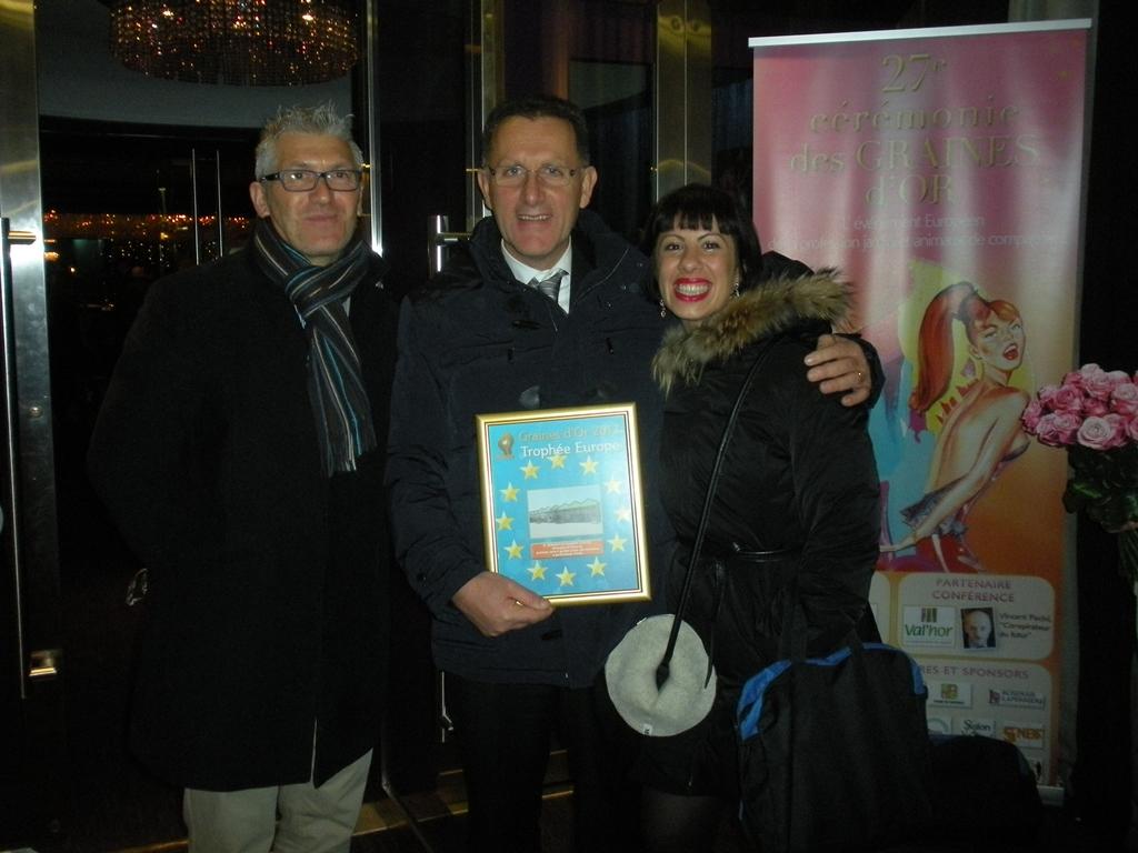 Premio Graines D'Or 2013