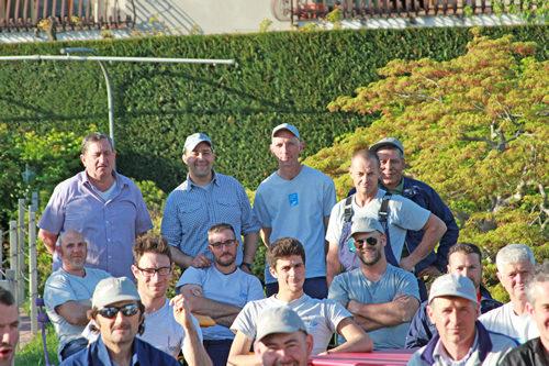 Staff di giardinieri del Germoglio Venezia