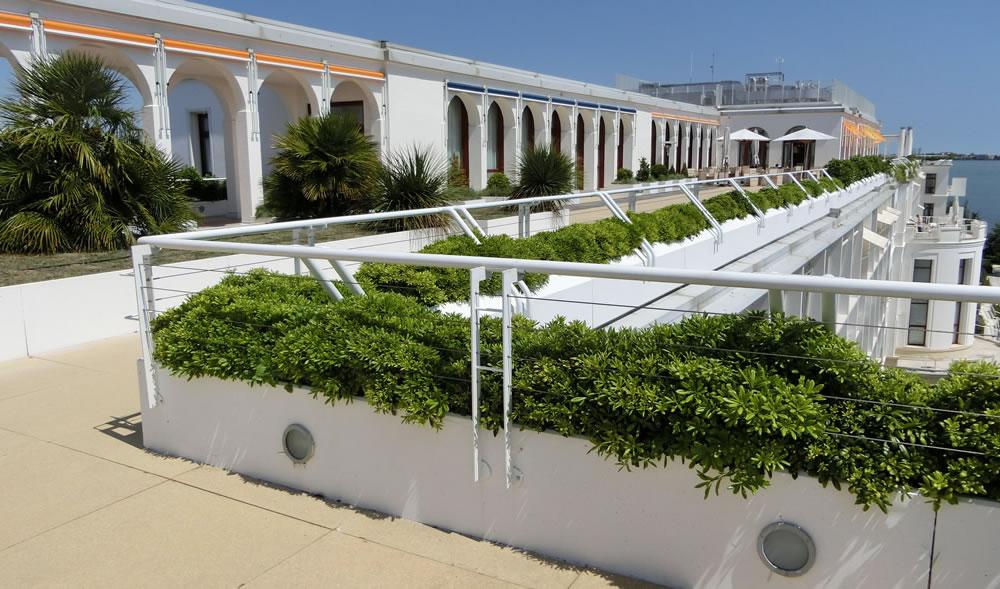 Hotel a Venezia con terrazzo