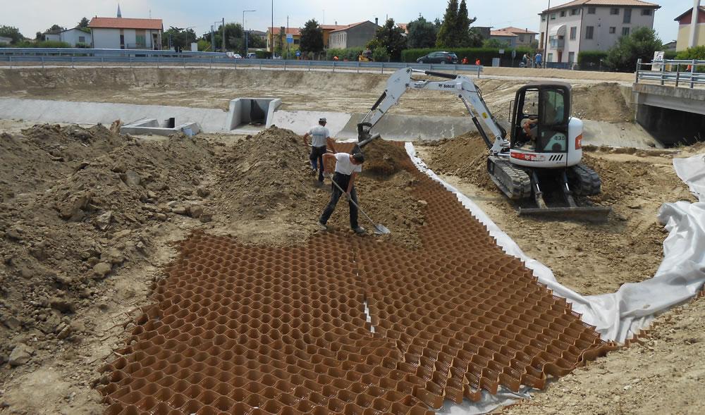 Infrastrutture realizzate da Il Germoglio