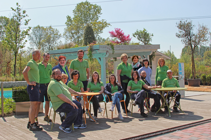 Staff del Germoglio Garden Center