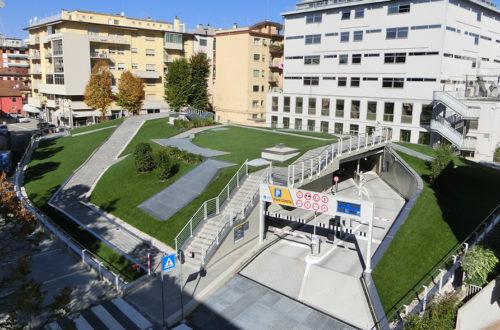 Parcheggio Interrato a Mestre (Venezia) thumb