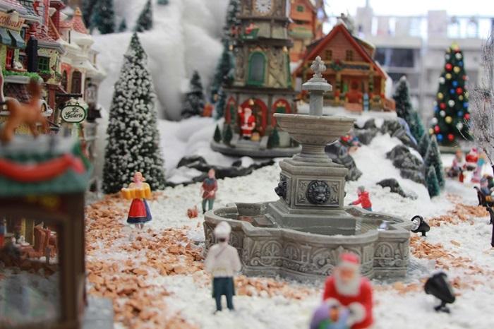 Villaggi Di Natale 2021.I Villaggi Di Natale Lemax Un Alternativa Al Classico Presepe Il Germoglio