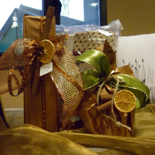 Come confezionare i regali di natale in modo originale i for Consigli regalo
