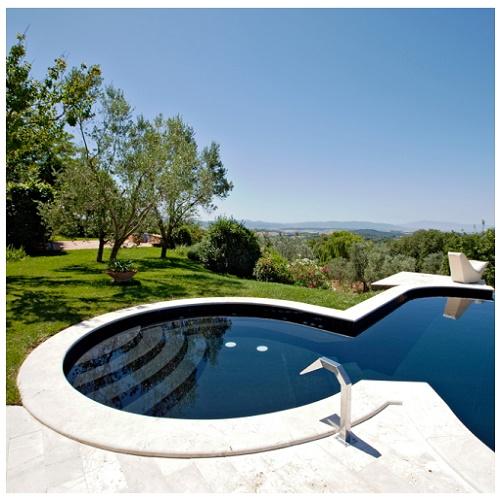 Realizzare una piscina interrata quali autorizzazioni - Piscina interrata permessi ...