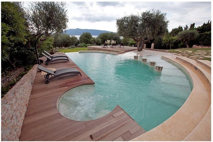 Realizzare una piscina interrata quali autorizzazioni - Costruire una piscina interrata ...