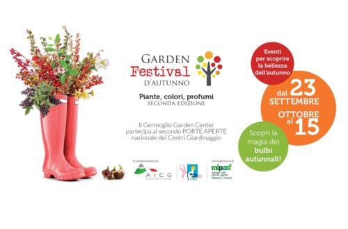 Il Giardino in autunno: non perdere il Garden Festival d'Autunno a Il Germoglio! thumb