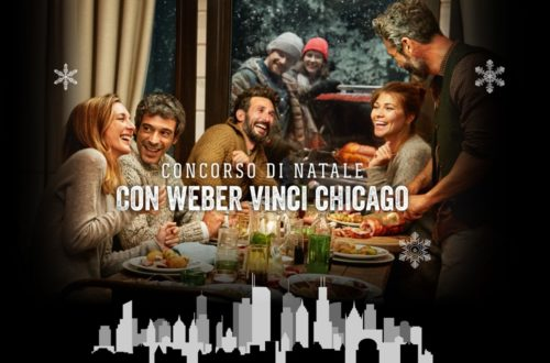 Regala Weber a Natale e vinci un viaggio a Chicago! thumb