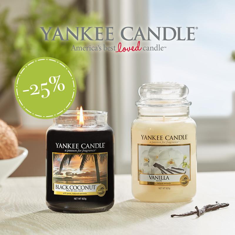Yankee Candle – le fragranze del mese: marzo Cover