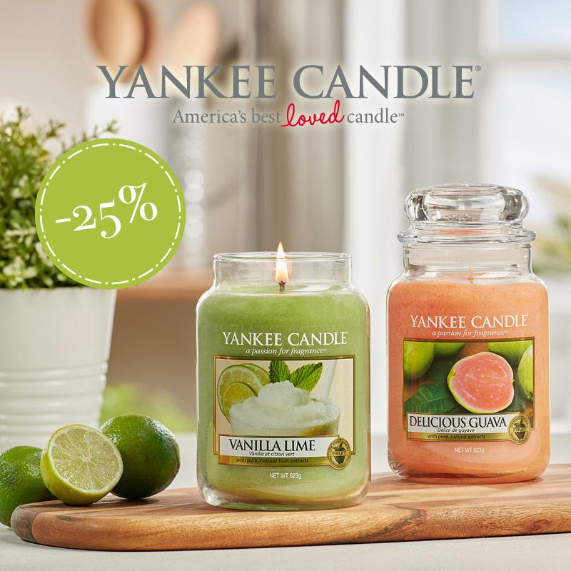 Yankee Candle – le fragranze del mese: maggio Cover