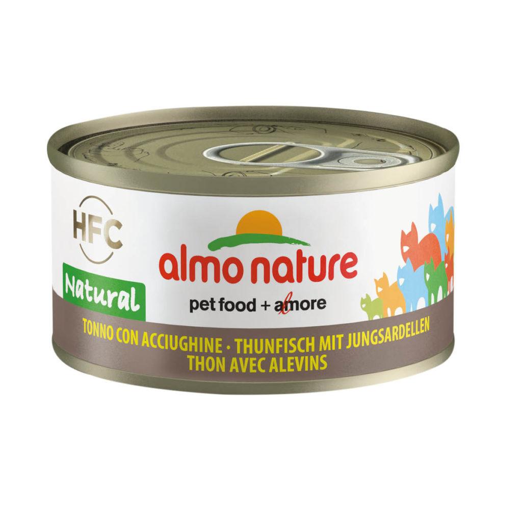 Almo Nature HFC Natural Gatto 70g Cover