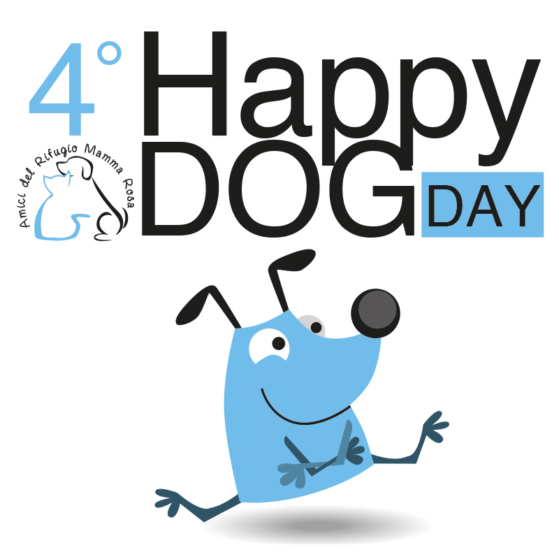 Happy Dog Day – Amici del Rifugio Mamma Rosa Cover