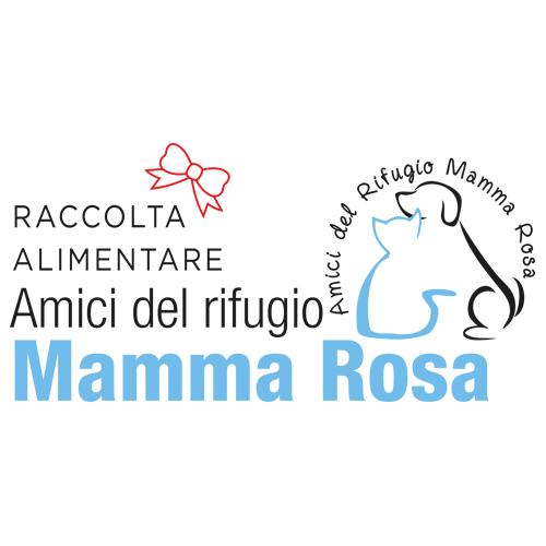 Raccolta Alimentare Rifugio Mamma Rosa Cover