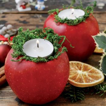 Con le mele
