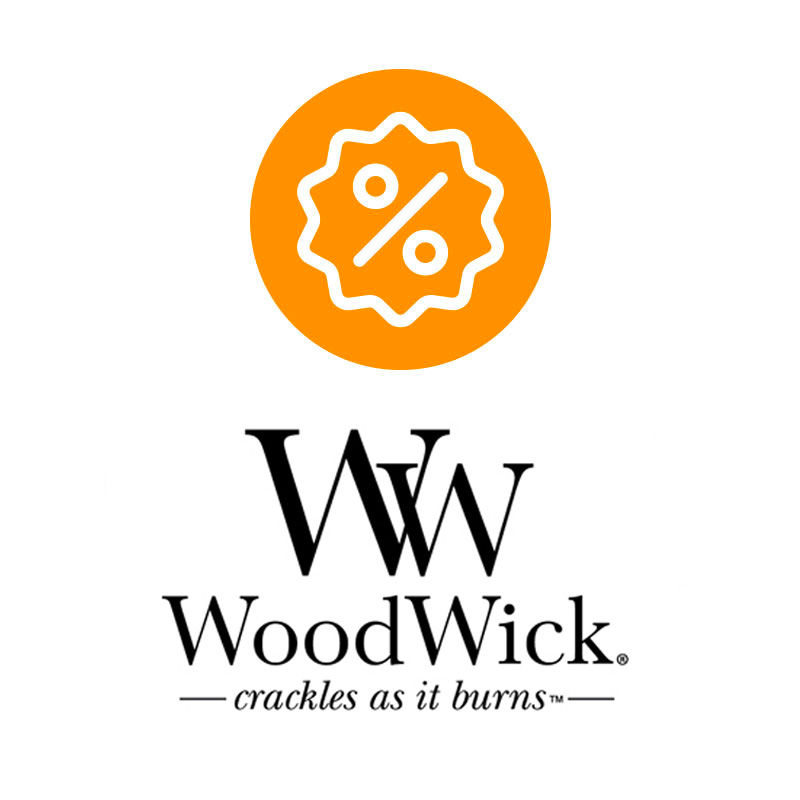 WoodWick -25% Cover