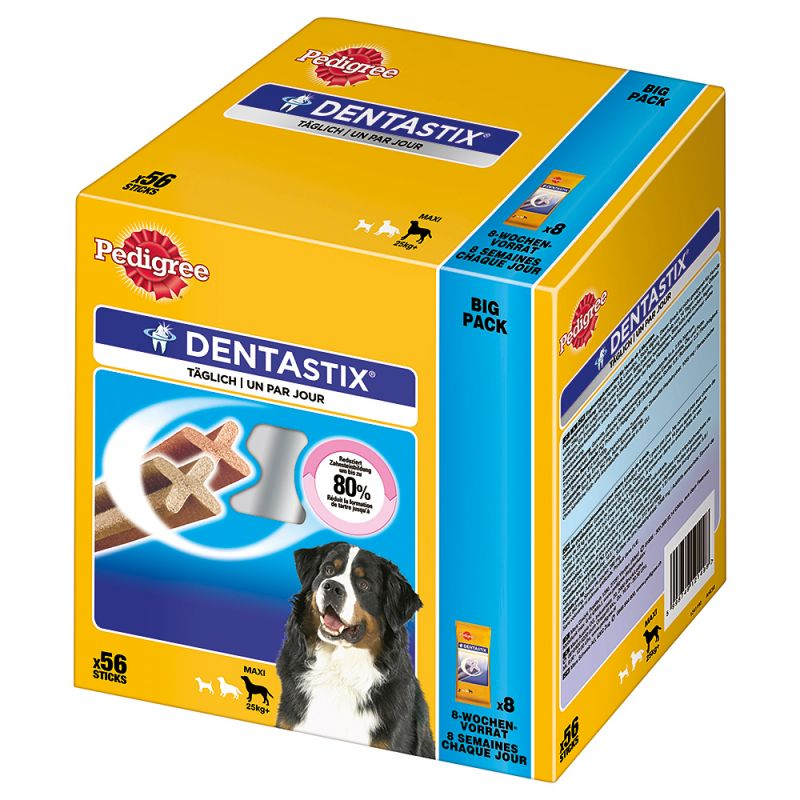 Pedigree Dentastix Large 56pz Cover