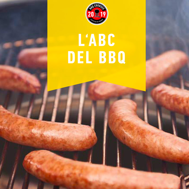 Corso BBQ Weber – l'ABC del BBQ Cover