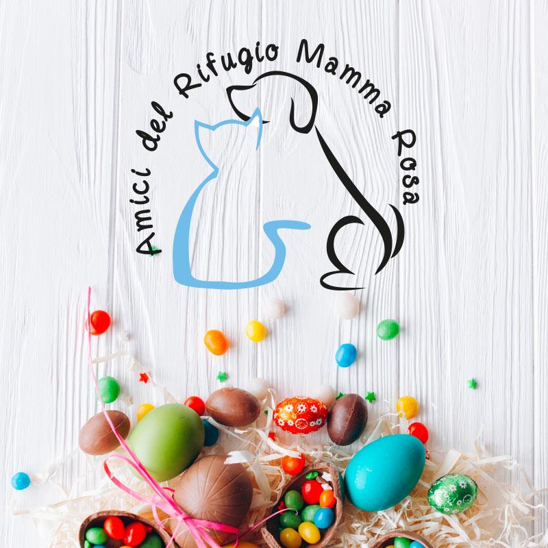 Raccolta Alimentare Rifugio Mamma Rosa – Speciale Pasqua Cover