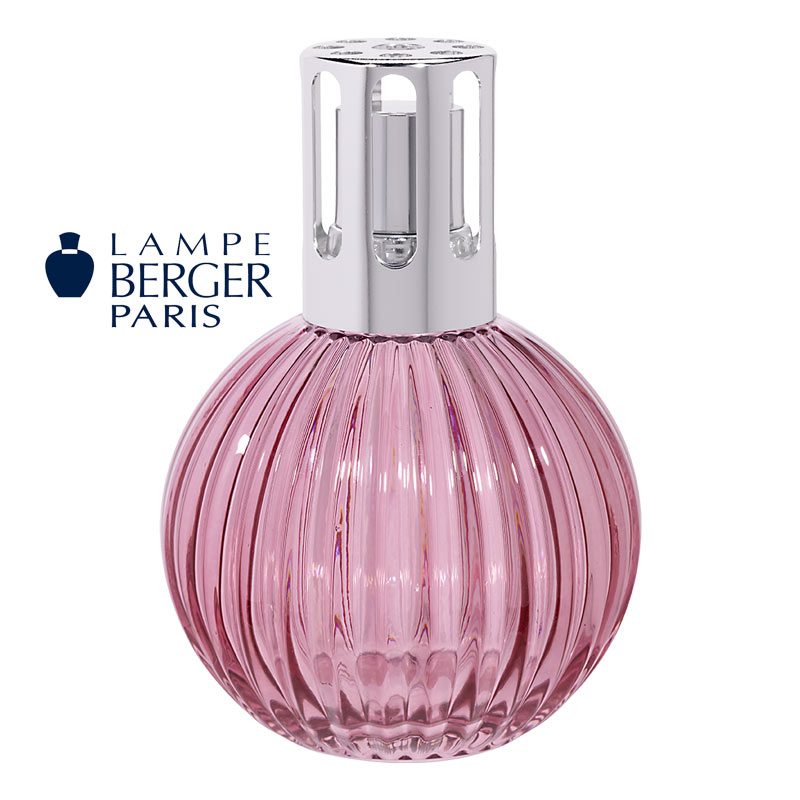 Maison Berger Lampada Catalitica Plissée Rosa Cover