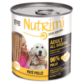 Nutrimi 01 Adult Paté al Pollo
