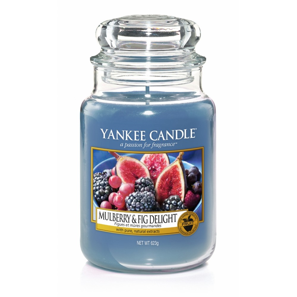 Yankee Candle – Mulberry & Fig Delight Cover
