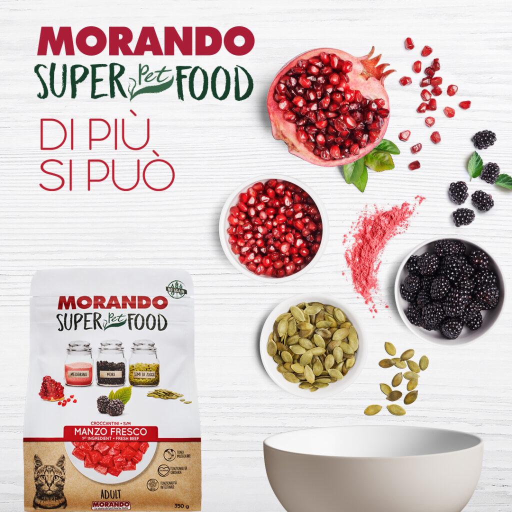 Morando Super Pet Food – Giornata promozionale Cover