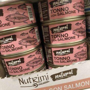 Tonno con salmone