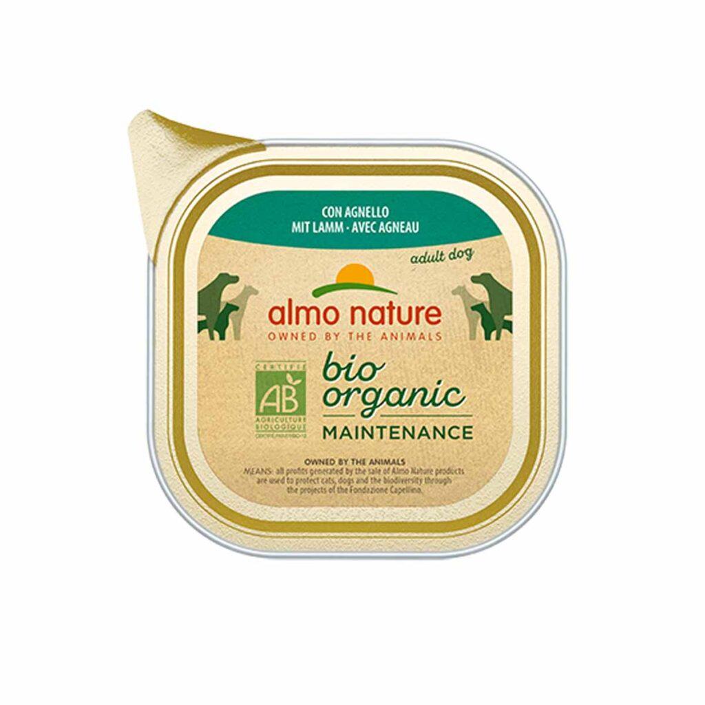 Almo Nature Bio Organic Dog 100gr Cover