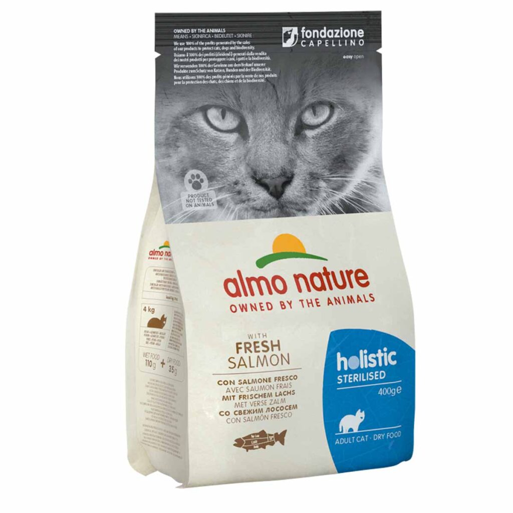 Almo Nature Holistic Functional gatto 2kg Cover